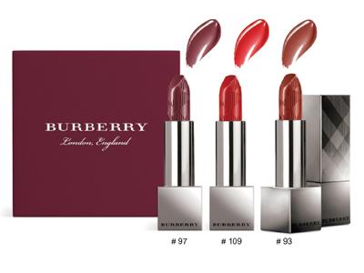 Burberry Lipsticks