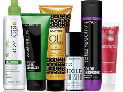 Matrix Hair