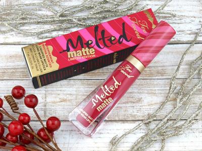 Melted Matte Liquified Lipsticks
